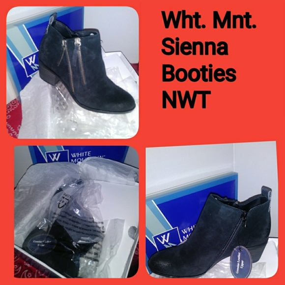 White Mountain Shoes | Sienna Boots